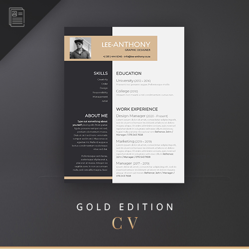 CV Shop Gold Edition